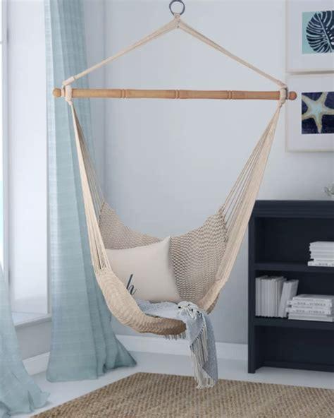 indoor hammocks relaxing hanging chairs