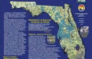 Santa Rosa County Florida Sinkhole