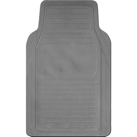 kraco 4pc basic rubber floor mats walmart com