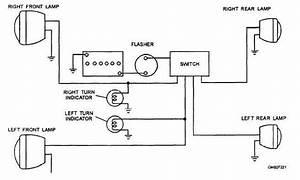 Model A Ford Turn Signal Wiring Diagram