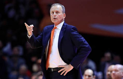 Rick Barns by Tennessee S Rick Barnes Would Rather Be At Ucla It Seems