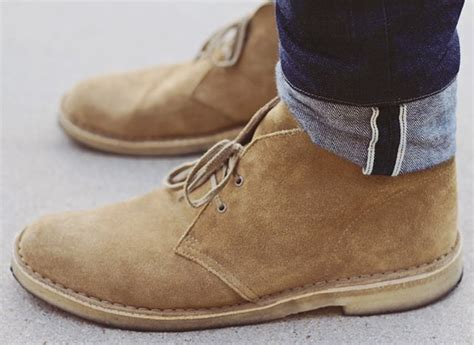 Your Shoe Game The Desert Boot Well Built Style