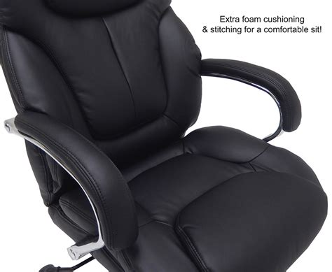 500 Lbs. Capacity Heavyweight Office Seating
