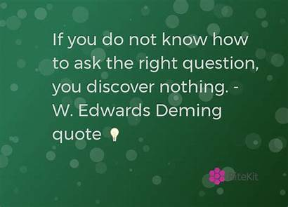 Deming Edwards Questions