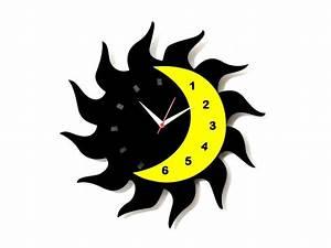 Designer wall clocks 073
