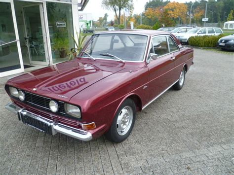 ford taunus  rs coupe  rathenow autode
