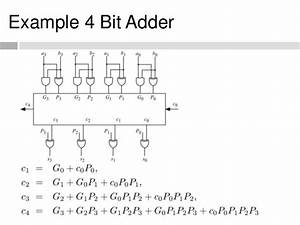 8 Bit Carry Adder