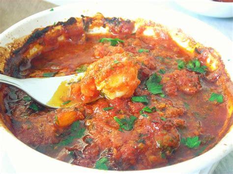 poele cuisine saine crevettes pil pil le cuisine de samar