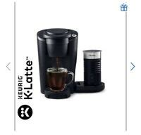 I drink my black and feel it's watered down compared to what i'm use to, but i have a coffee pot, roommate has a keurig, and i've been meaning to get a decent french press. Keurig K-latte machine with milk frother combo *Mint Condition* | Coffee Makers | Winnipeg | Kijiji