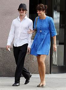 Paul Banks In Helena Christensen And Paul Banks Out In New