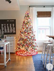 Unique, Christmas, Tree, Decorating, Ideas