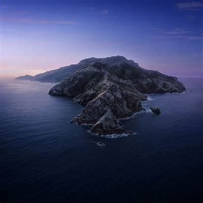 Catalina Macos Island Mac 5k Os Wallpapers