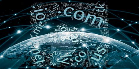 The Most Popular Top-level Domain Names, and What Do They ...
