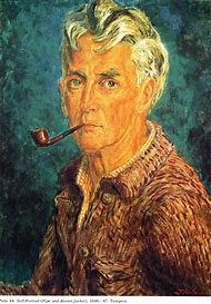 Famous Artists Paintings Self Portrait