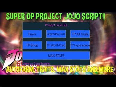 roblox project jojo hack strucidcodescom