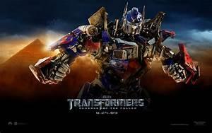 Transformers 2 Optimus Prime wallpaper - 461132