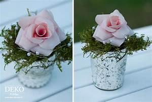 Rosen Im Glas : diy romantische rosen aus kaffeefiltern deko kitchen ~ Eleganceandgraceweddings.com Haus und Dekorationen