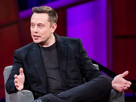 Founder of the boring company; Elon Musk wants to power the US off of solar - Business ...