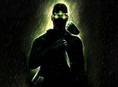 Chaos Splinter Cell Theory Wallpapers Clancy Tom