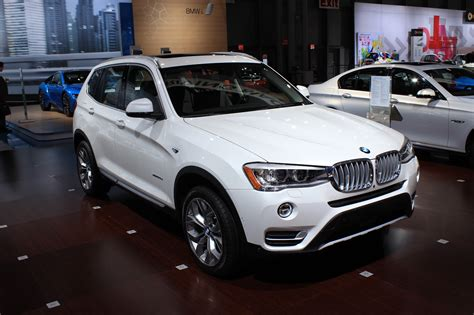Bmw Neuheiten Ny Auto Show 2015 by 2015 Bmw X3 Live From The 2014 New York Auto Show