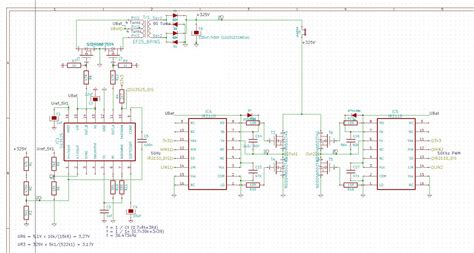 dc ac inverter with sg3525 with sine wave output
