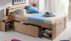 Lit Gain De Place : mobilier table lit gain de place 2 personnes ~ Premium-room.com Idées de Décoration