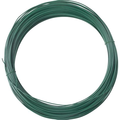 fil de tension vert x section 2 4 cm x l 100 m leroy merlin