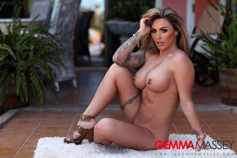 Gemma Massey Nudeshots