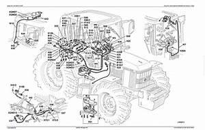 John Deere Tractors 6100  6100se  6200  6200se  6300