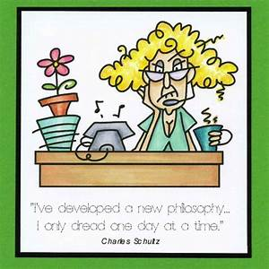 Craftilicious thursday office humor funny managing staff ...