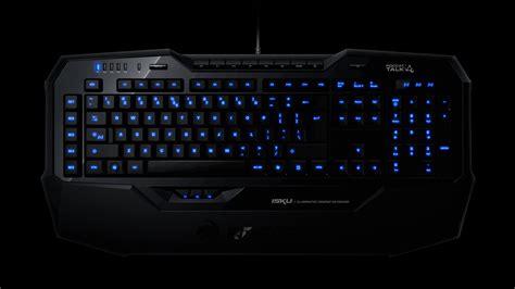 roccat isku keyboard review gamerevolution