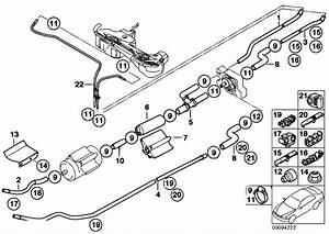 Original Parts For E46 330d M57n Sedan    Fuel Supply   Fuel
