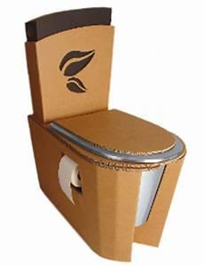 Seau Toilette Seche : eco tr ne une toilette s che cologique en carton et seau ~ Premium-room.com Idées de Décoration