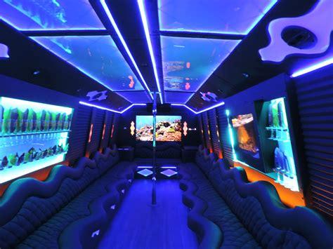 party bus proms limousine service party bus rental memphis tn