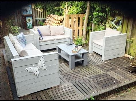 Patio Furniture Made From Pallets patio furniture ideas with pallets
