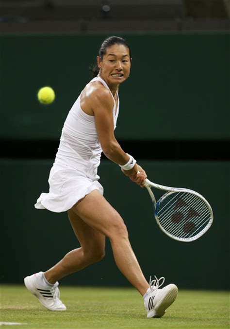 Kimiko Datekrumm Pictures  The Championships Wimbledon