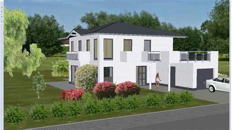 Stadtvilla 150 48 15 Mit Großer Dachterrasse Und Garage