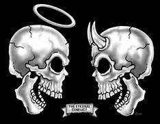 Free skull good vs evi...