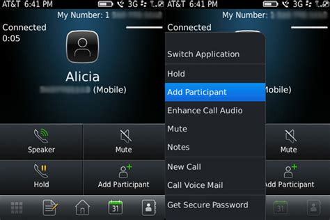 how to do a 3 way call on iphone blackberry 101 conference calls and three way calling