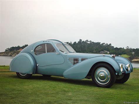 Bugatti Type 57 Sc Atlantic (1936