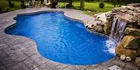 picture of a pool Salem's largest in ground pools supplier both online & local