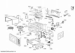 Bosch Hmb8020  01 Wave Guide Cover