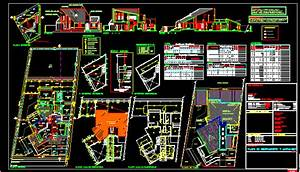 Housing Project 2d Dwg Full Project For Autocad  U2022 Designs Cad