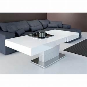 Table Mobilier De France : table basse ronde mobilier de france elpea cuisine ~ Teatrodelosmanantiales.com Idées de Décoration