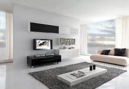 Contemporary Deluxe Family Living Room Design Featuring Taupe Square Then Flooring Living Room Ideas With Cozy Tv Room Ideas With Modern Deluxe Design Modern Living Room Tv Wall Units Black Color Art Deluxe Idea Loft Apartment Living Room Dining Partition