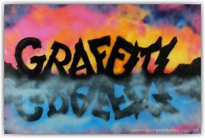 Graffiti alphabet in various forms of art | Myblog's Blog