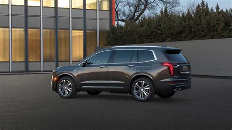 Cadillac For 2020 by 2020 Cadillac Xt6 Revealed Ahead Of World Debut At Naias