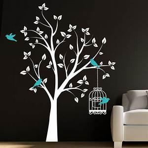 Wall art designs tree eden nursery ideas
