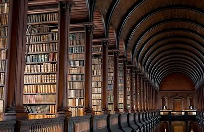 Library Libraries Trinity College Dublin Amazing Ireland