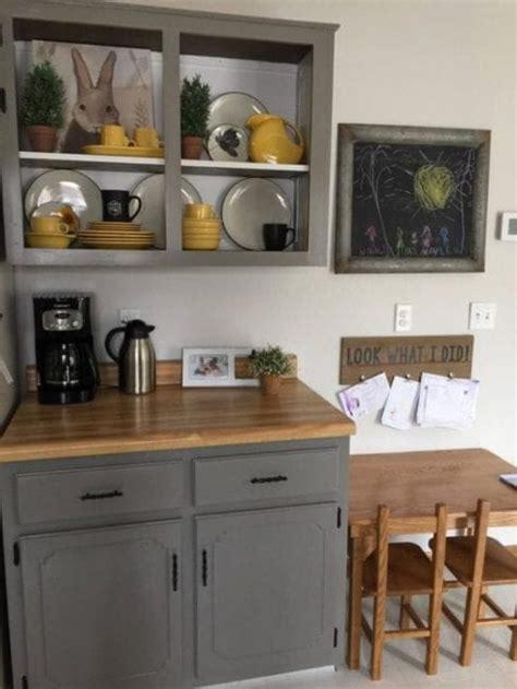 paint kitchen cabinet steps mudpaint vintage furniture paint